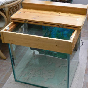 home made aquarium lid