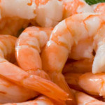 prawns make a good component for diy fish foods
