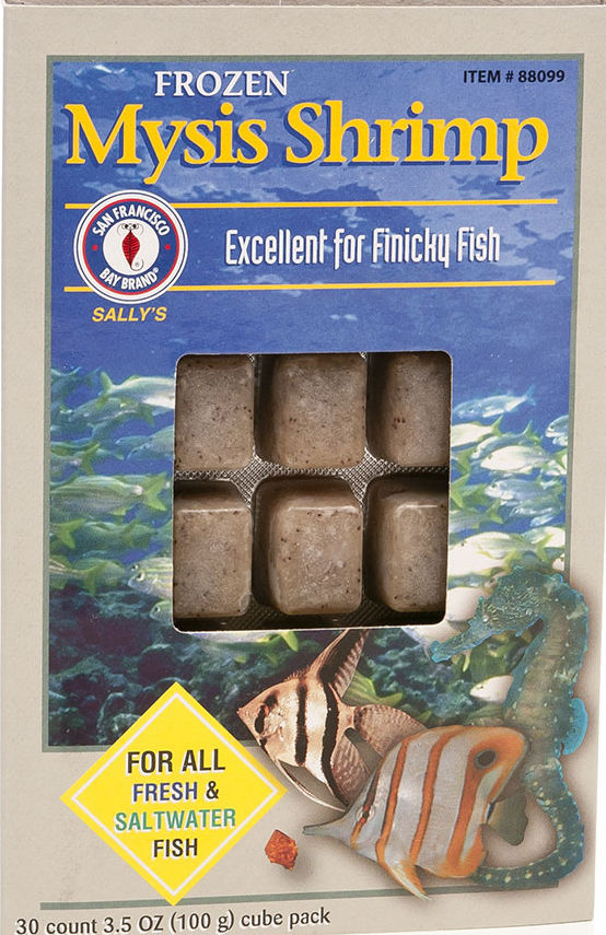 The fish doctor page 2 of 10 keep your tropical fish for Frozen mysis shrimp