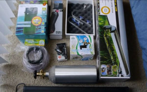 equipment for beginners aquarium